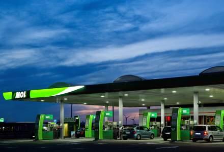 Vanzarile de motorina (retail) ale companiei MOL au crescut cu 10% in Romania anul trecut