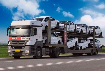 Exporturi de peste 14.000 de masini straine din Romania catre UE in 2017. Top 10 modele noi importate in Romania si exportate