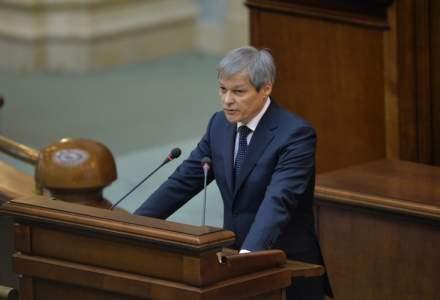 "Dacian Ciolos: Tudorel Toader a avut un discurs ""din alte vremuri"""