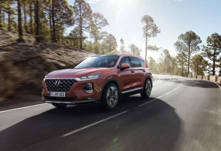 Hyundai a dezvaluit noua generatie Santa Fe