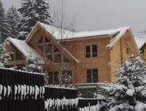 Cum arata casele de lemn pe...