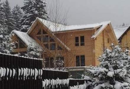 Cum arata casele de lemn pe care finlandezii vor sa le vanda cu 40.000 euro