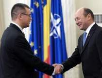 Basescu si Ungureanu au...
