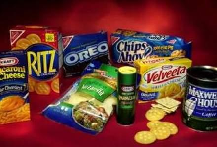 Kraft Foods va fi redenumita Mondelez, dupa separarea diviziei de alimente