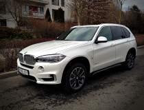 Test cu BMW X5 hibrid...