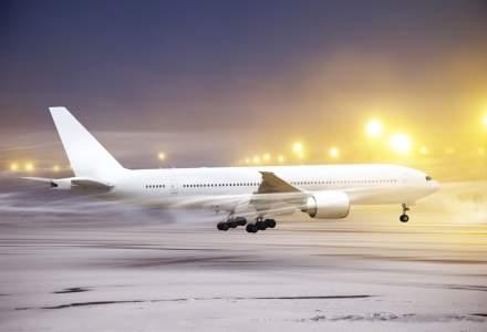 Pe Aeroportul Otopeni, zborurile au intarzieri de pana la 40 de minute