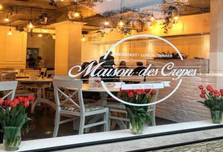 Maison des Crepes, un business care a transformat clatitele traditionale