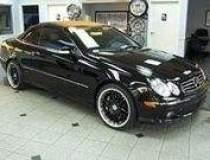 SLK55 AMG Black Series in...