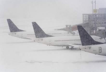 Zborurile au intarzieri de pana la 60 de minute pe Aeroportul Otopeni