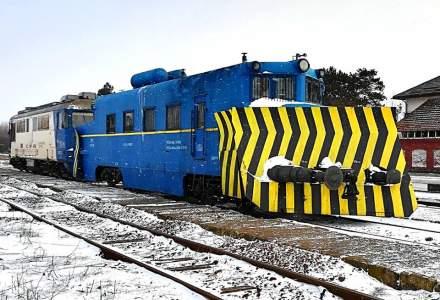 CFR Calatori: 117 trenuri au fost anulate din cauza conditiilor meteo