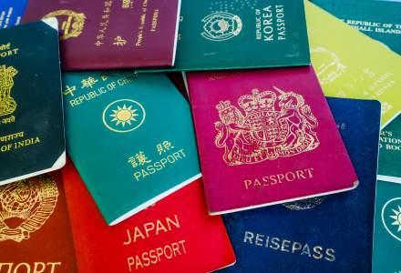 Japonia si Singapore intrec statele europene in clasamentul celor mai valoroase pasapoarte