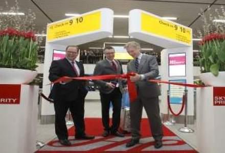 KLM lanseaza servicii prioritare in aeroport