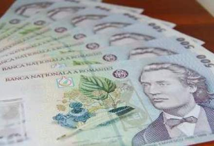 Cursul a inchis sesiunea usor peste 4,37 lei/euro