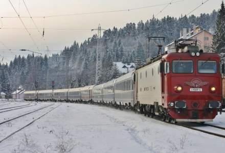CFR Calatori a anulat 46 de trenuri