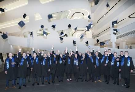Absolvent MBA: Am invatat la ce nu ma pricep. Nu exista executivul soldat universal care se pricepe la toate