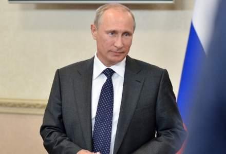 Vladimir Putin promite 'victorii stralucitoare' pentru Rusia, inainte de alegerile prezidentiale