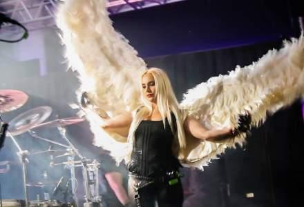 """Scarlet Aura, pe aripile rock-ului: """"Nu mai am vise, acum am planuri"""""""