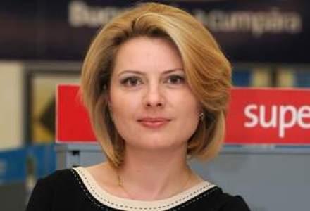 Violeta Luca va fi noul director adjunct Flanco