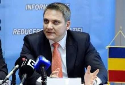 Dan Lazar a demisionat din Ministerul Finantelor