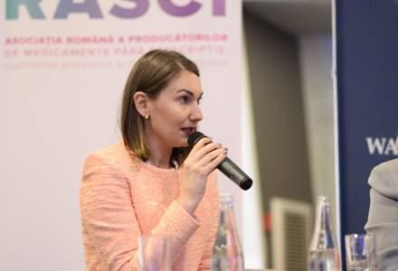 Diana Mereu, RASCI: Piata produselor fara prescriptie medicala depaseste 3 miliarde de lei