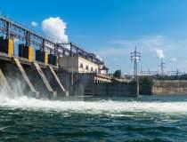 Hidroelectrica a batut...