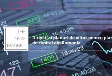 The New Market: Planuri de viitor pentru piata de capital si workshop de investitii