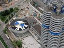 Sediul BMW din Munchen sau...