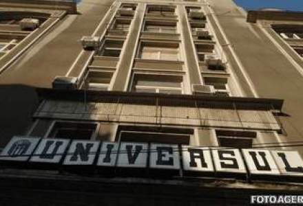 Proprietarul Palatului Universul a intrat in insolventa. Datoriile sar de 20 mil. euro