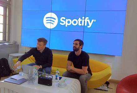 E oficial! Spotify intra in Romania. Ce promite serviciul de muzica