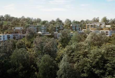Ansamblu rezidential de 15 mil.euro, dezvoltat de arhitecti la Brasov. Cum va arata?