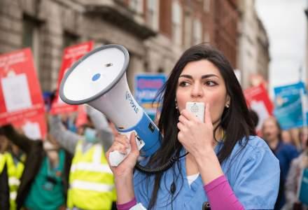 Federatia Hipocrat decide deschiderea conflictului de munca si parcurgerea etapelor legale in vederea organizarii grevei generale