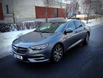 Test drive cu Opel Insignia...