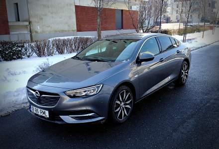 Test drive cu Opel Insignia 4x4, cel mai performant model al marcii