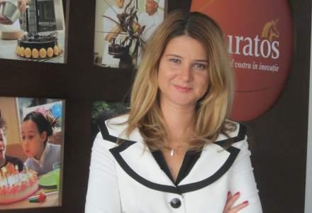 Grupul belgian Puratos a numit-o pe Gabriela Beres la conducerea businessului in Europa de Est