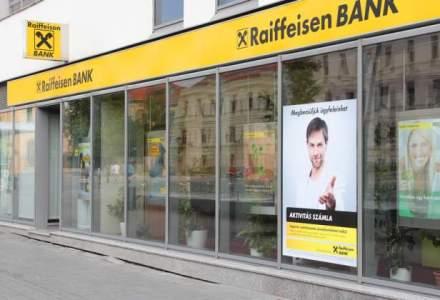 Profitul net al Raiffeisen Bank a urcat cu 9% anul trecut. Care au fost motoarele de crestere?