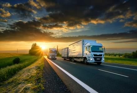Transportul rutier de marfuri a fost in 2017 principalul contributor la exportul de servicii al Romaniei