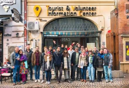 Primaria Capitalei vrea sa evacueze din sediu o asociatie de ghizi voluntari care ajuta turistii din Bucuresti