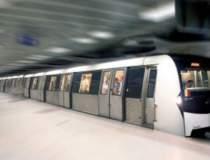 Metroul spre Otopeni:...