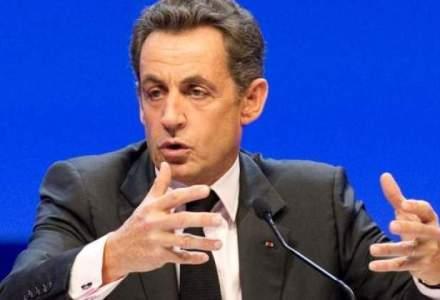 Fostul presedinte francez Nicolas Sarkozy a fost retinut de politie
