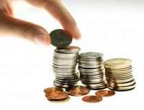 Castigul salarial mediu a...