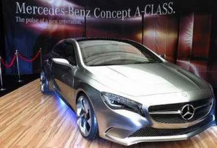 Foto: Cum arata un salon auto romanesc in 2012