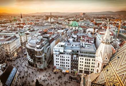 Viena, primul loc in clasamentul oraselor cu cea mai ridicata calitate a vietii. Ce loc ocupa Bucuresti?