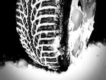 Test cu anvelope de iarna noi...