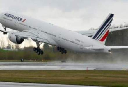 Air France isi mareste flota cu un Boeing 777