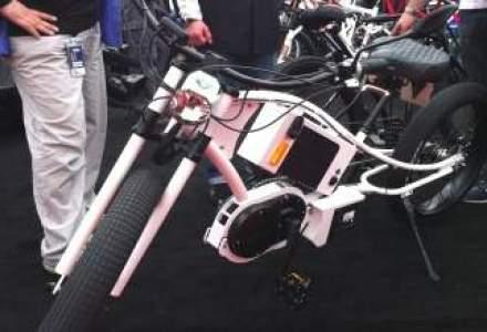O firma vinde in Romania biciclete electrice la pret de Porsche