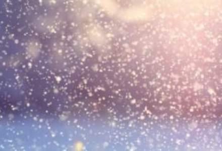 Cod galben de vreme rece: De Florii, revin ninsorile