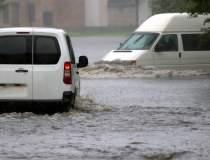 Cod galben de inundatii pe...