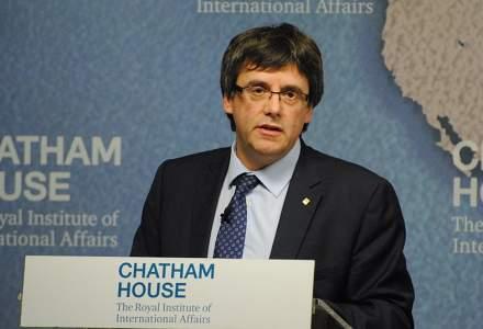 Fostul lider catalan Carles Puigdemont, retinut de politie in Germania
