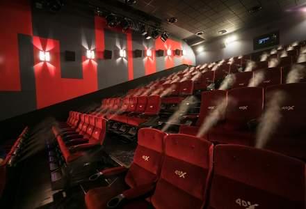 Cinema City a investit 850.000 de euro in cea de-a cincea sala 4DX din Romania