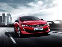Peugeot 508 va primi o noua...